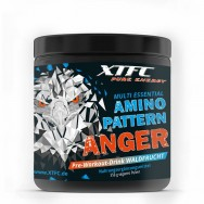 XTFC Pure Energy - ANGER Pre-Workout-Drink - Waldfrucht - 350 g