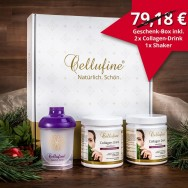 Cellufine® Collagen-Drink-Geschenkbox